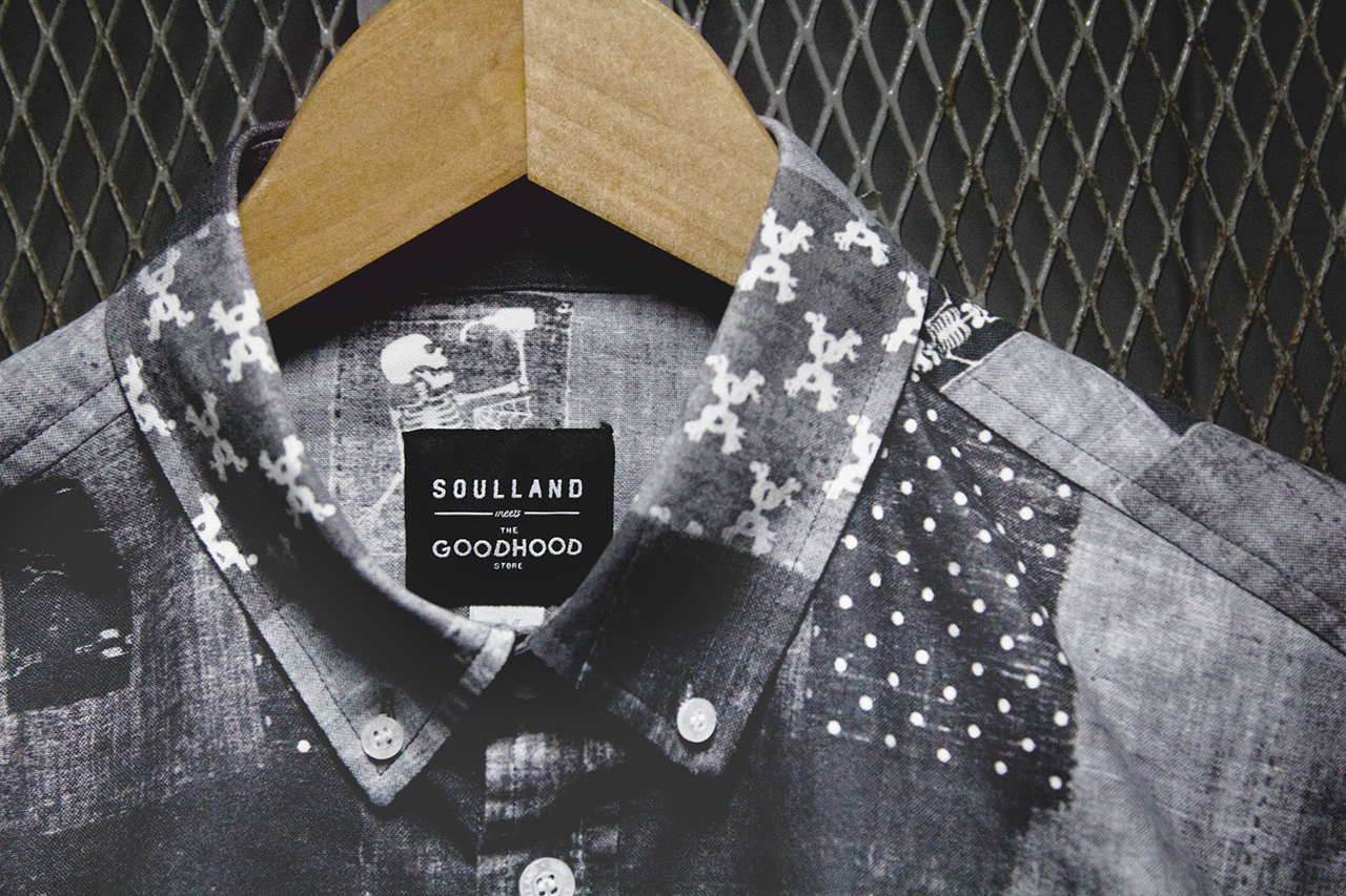 Image of Goodhood Store for Soulland 2013 Fall/Winter Collection