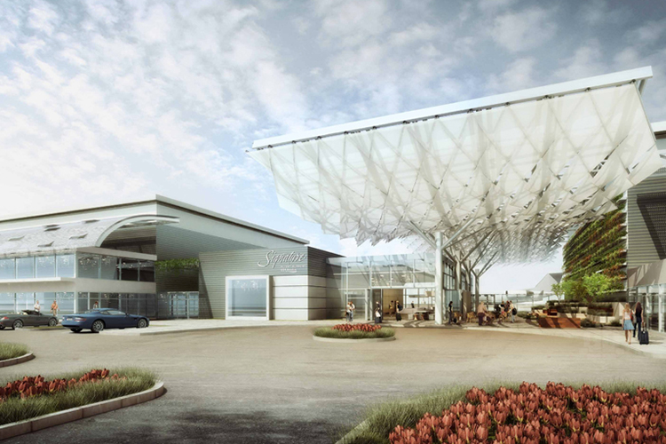 Image of Google Breaks Ground On $82 Million Corporate Jet Facility