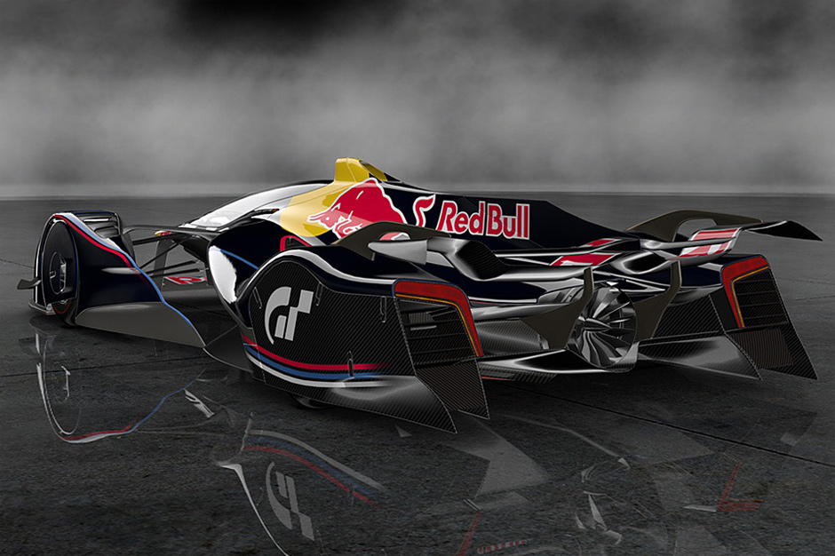 Image of Red Bull X2014 Revealed for 'Gran Turismo 6′