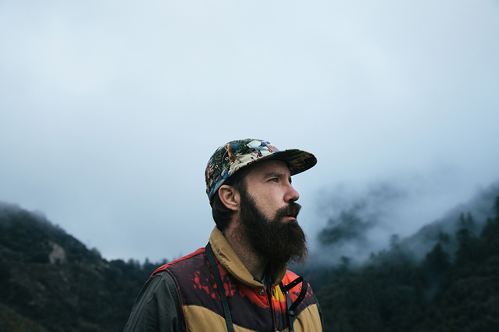 "Image of The Quiet Life 2013 Holiday ""Grizzly Cliff"" Lookbook"