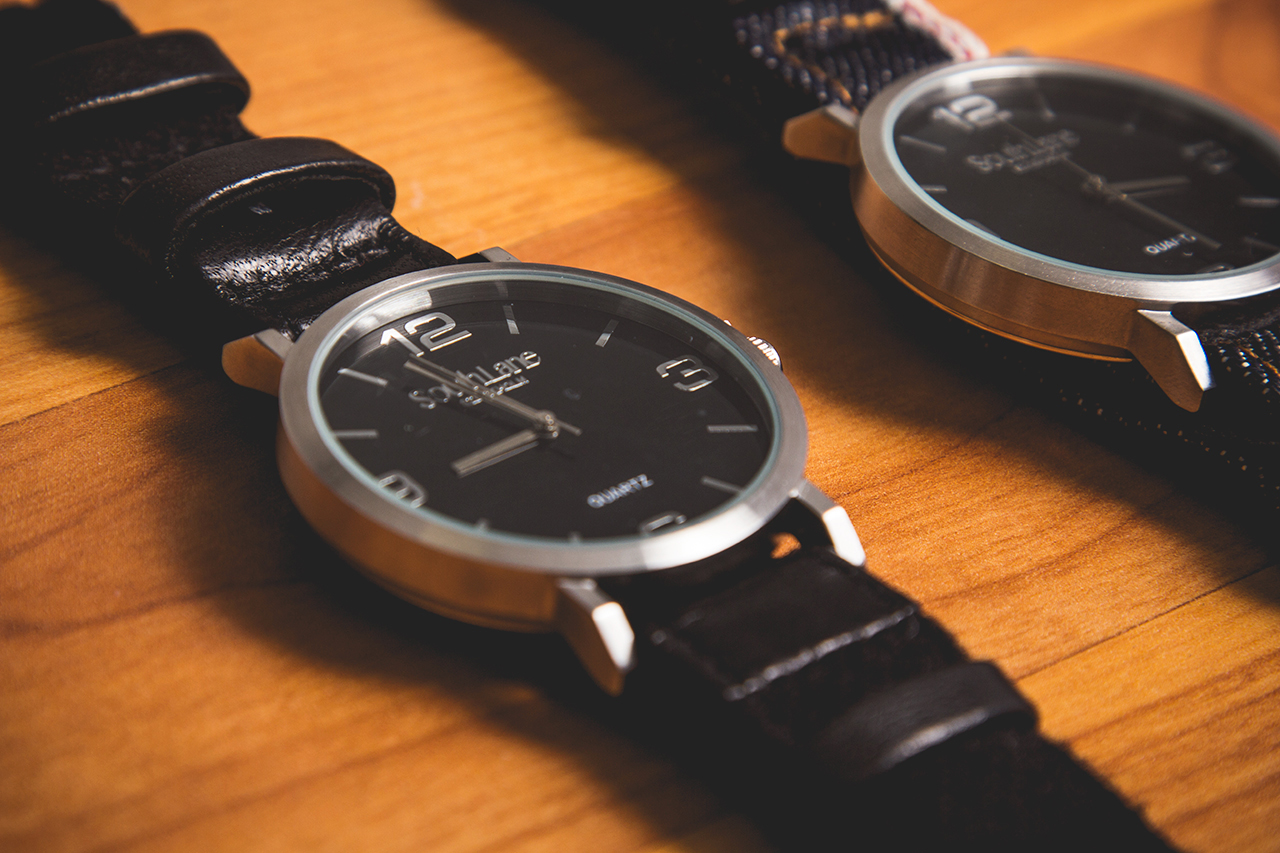 Image of Grungy Gentleman x South Lane Watch Collection