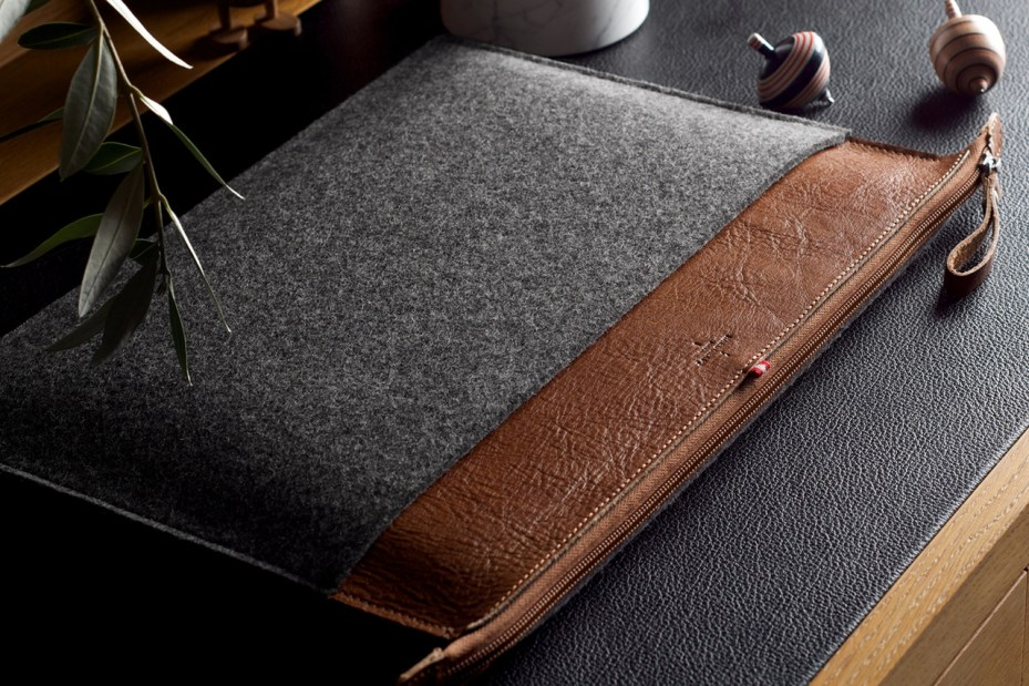 Image of hard graft The Classic HG Laptop Folio