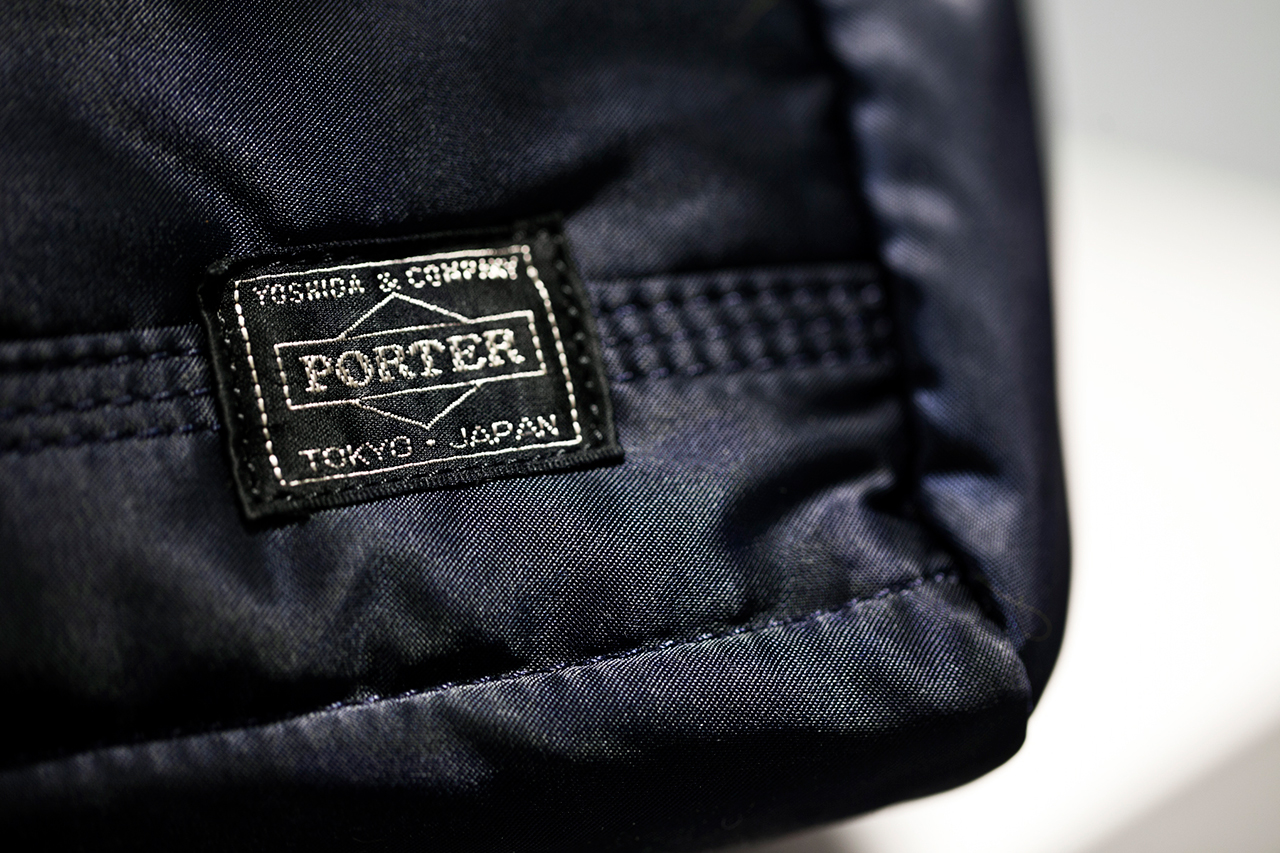 Image of Head Porter 2013 Fall/Winter TANKER-ORIGINAL Kit Bag