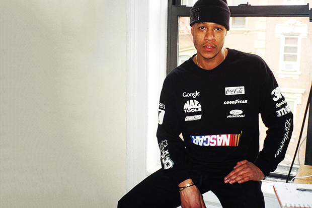 Image of Heron Preston on Been Trill's Upcoming New York Flagship Store