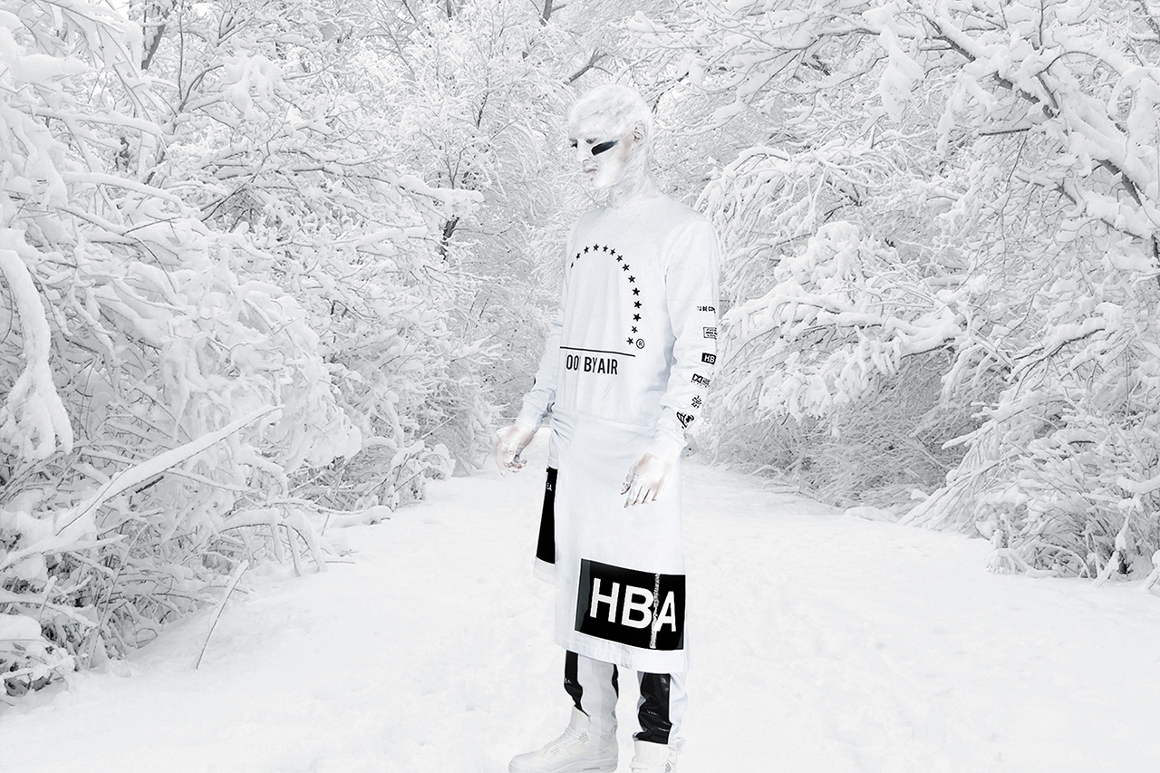 """Image of Hood By Air for Yo'Hood 2013 Holiday """"BLACK XMAS"""" Collection"""