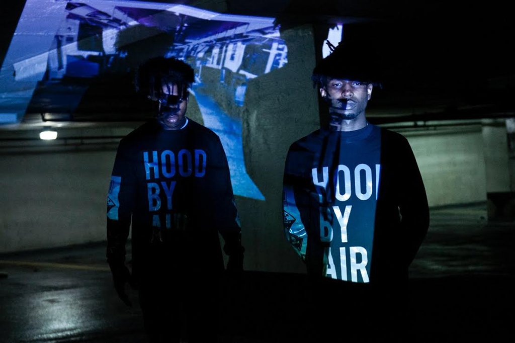 "Image of Contraband Boutique 2013 Fall/Winter ""Hood By Air Through Our Eyes"" Lookbook"