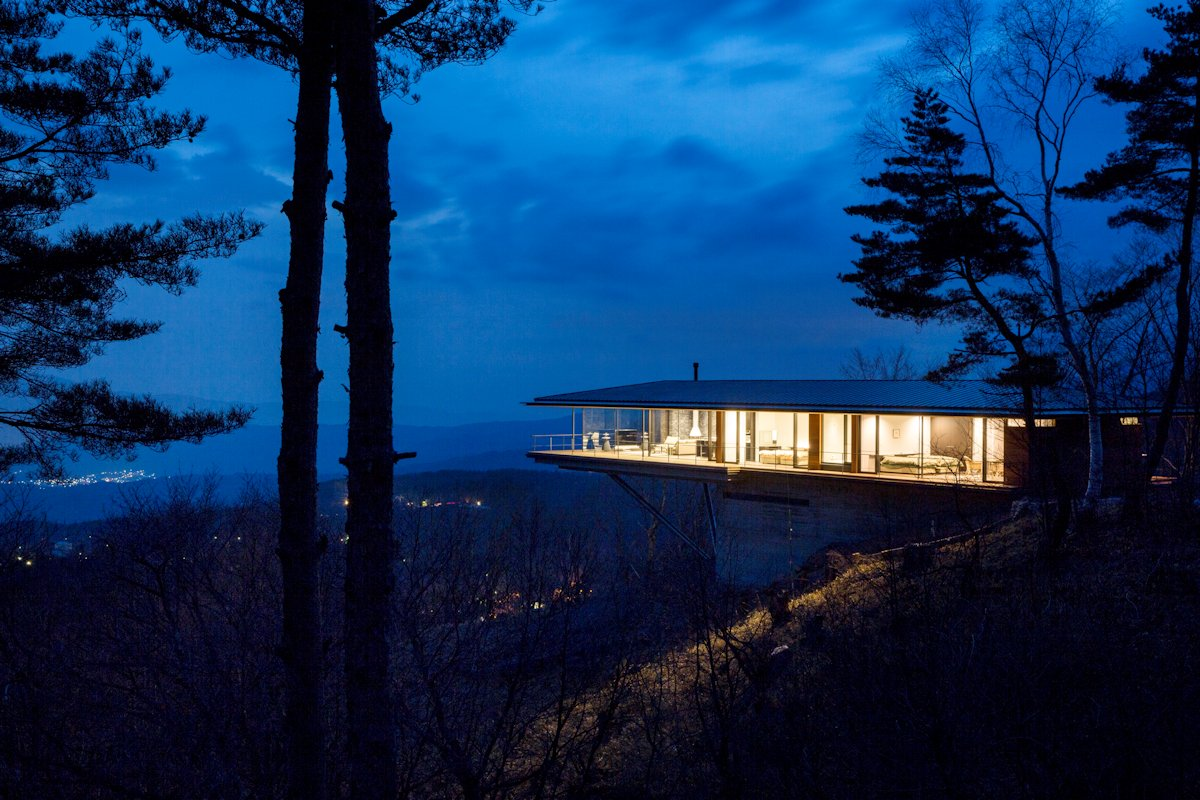 Image of House in Yatsugatake by Kidosaki Architects Studio