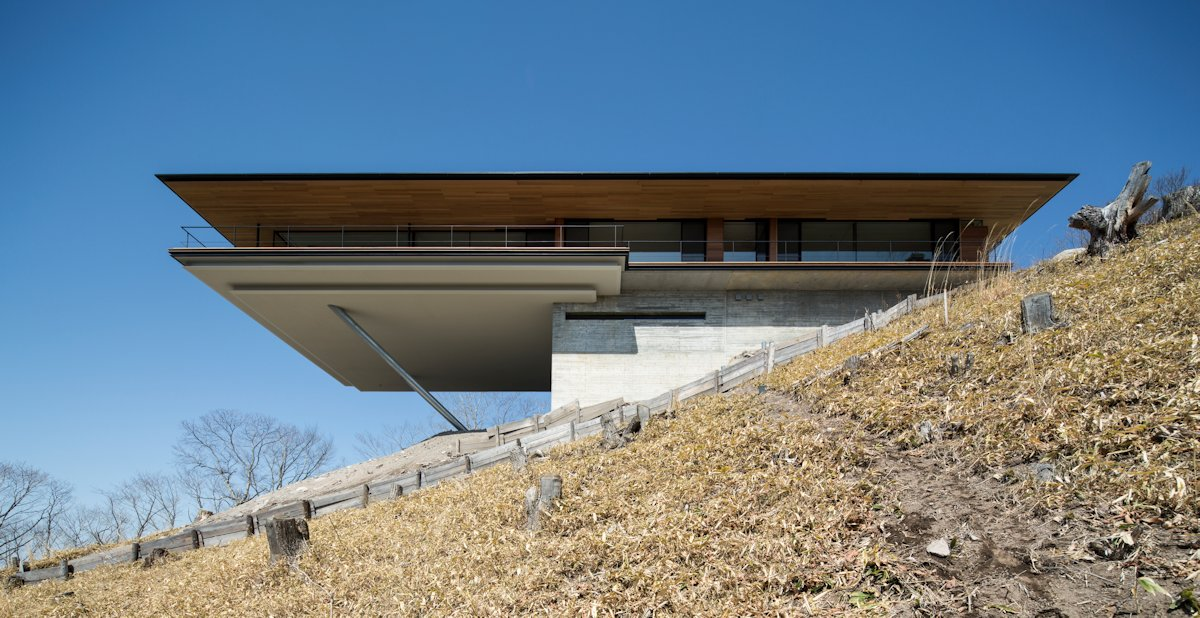 Image of House in Yatsugatake by Kidosaki Architects Studio