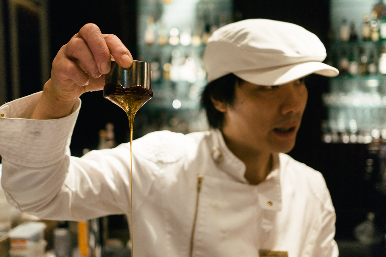 Image of HYPEBEAST Road Trips Japan: Dining at the Tapas Molecular Bar at the Mandarin Oriental