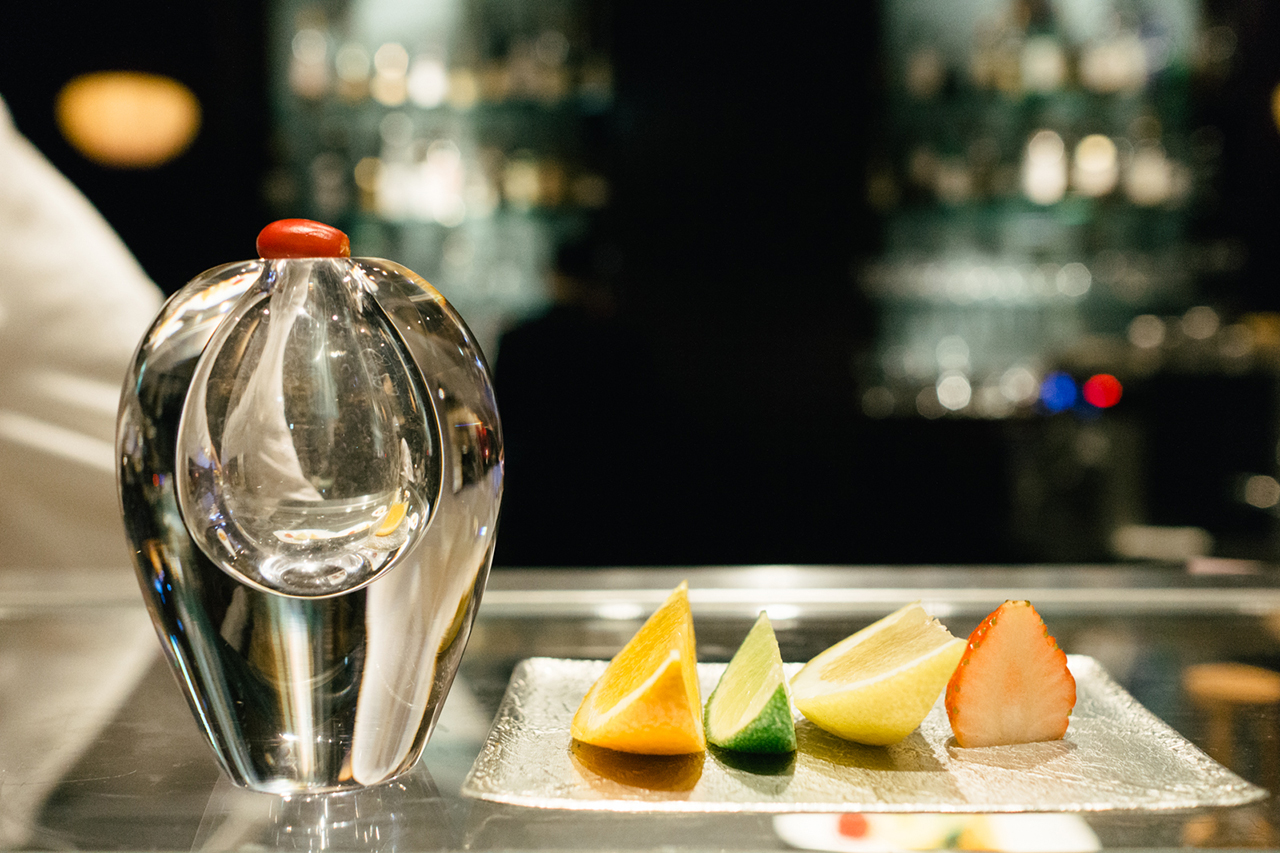 Image of HYPEBEAST Road Trips Japan: Dining at the Tapas Molecular Bar at the Mandarin Oriental