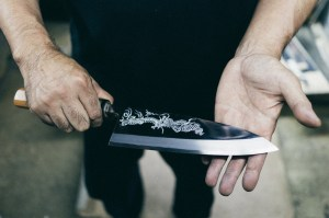 hypebeast road trips japan the art of knife making with hide knives in sakai city