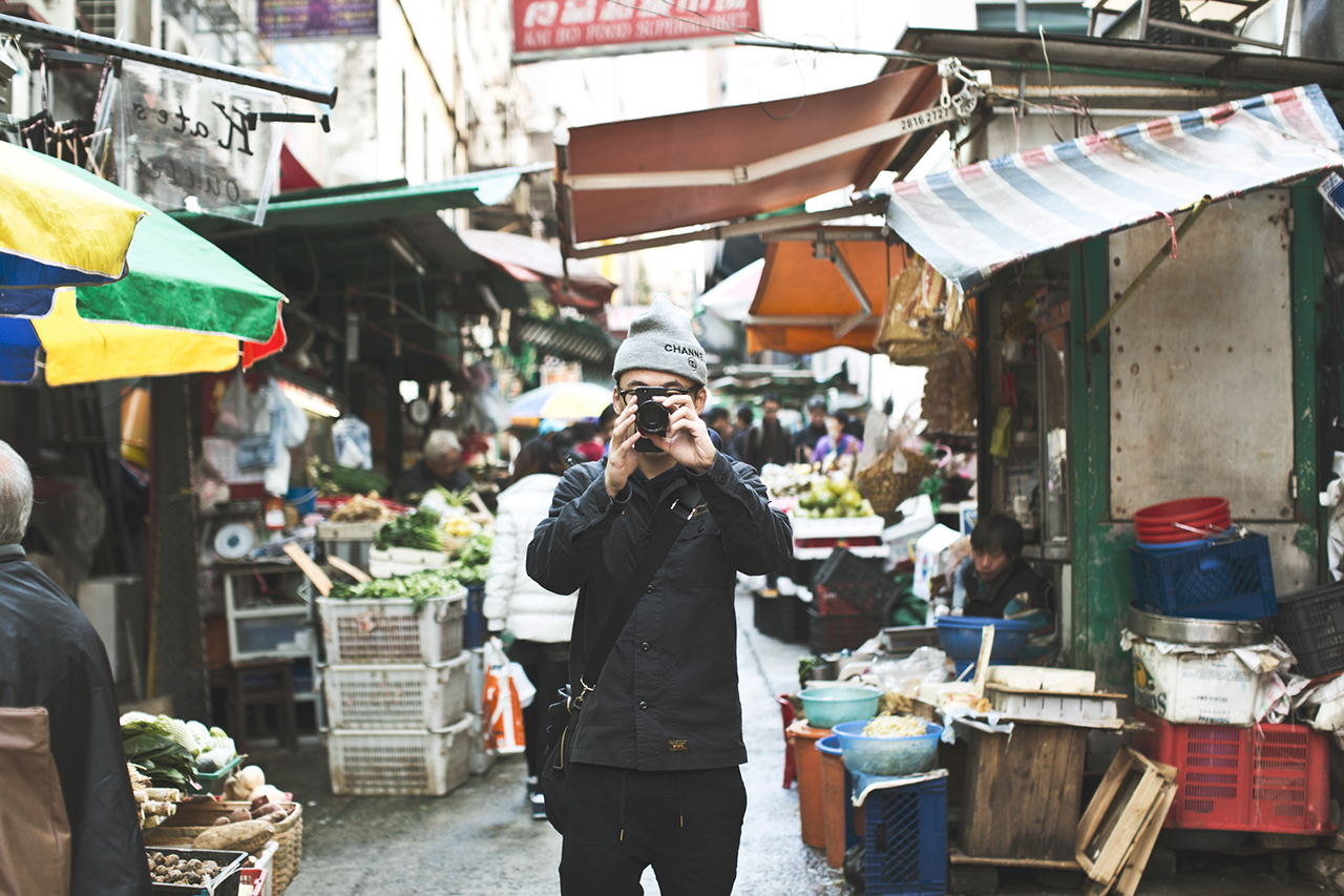 Image of HYPEBEAST Shoots Hong Kong with the Sony Cyber-shot DSC-QX100