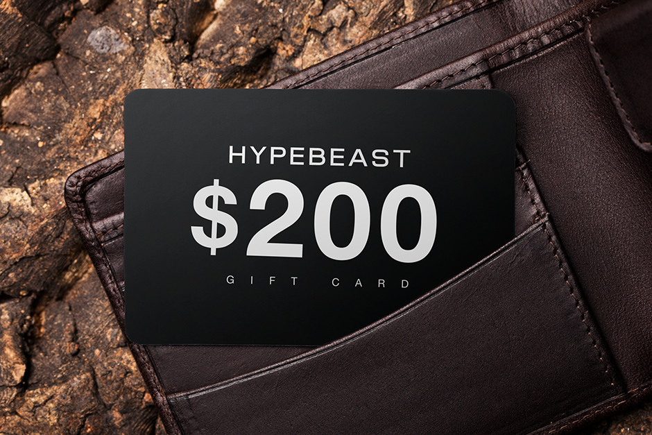 Image of HYPEBEAST Store Gift Cards Available Now