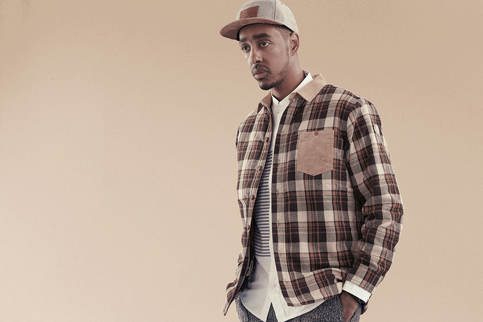 "Image of I Love Ugly 2013 Winter ""NYC"" Editorial featuring Oddisee"