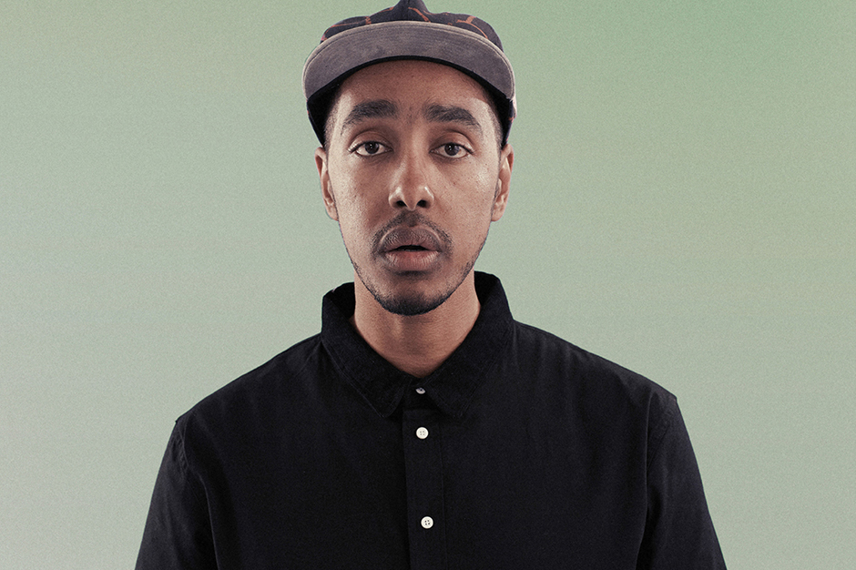 """Image of I Love Ugly 2013 Winter """"NYC"""" Editorial featuring Oddisee"""