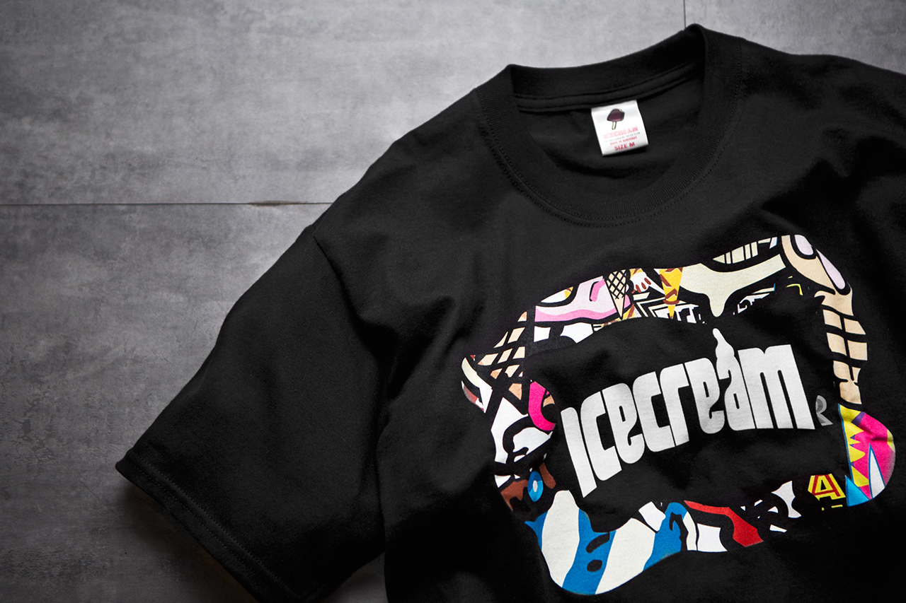 Image of ICECREAM 2013 Fall/Winter Collection