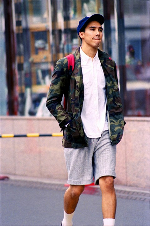 Image of in cloudiness 2014 Spring/Summer Lookbook