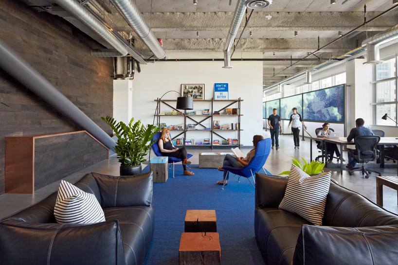Image of Inside Dropbox's San Francisco Headquarters