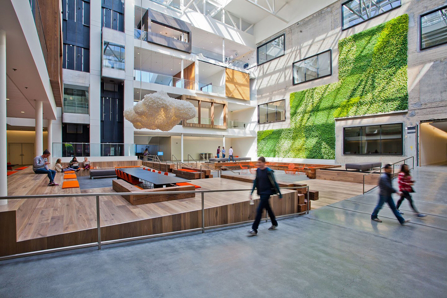 Image of Inside the AirBNB Headquarters in San Francisco