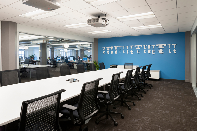 Image of Inside Twitter's Global Headquarters in San Francisco