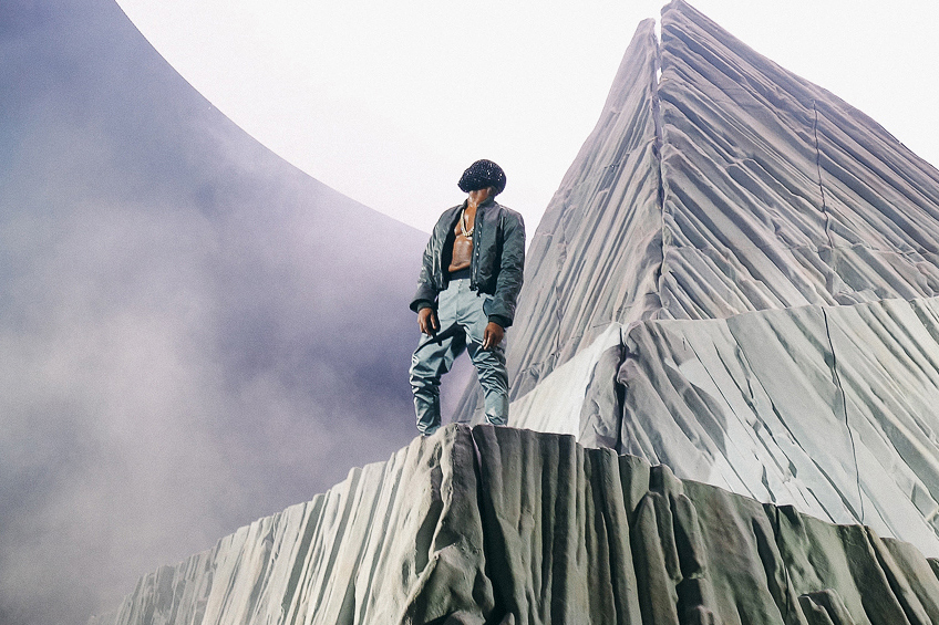Image of INTERIORS Goes Behind the Design of the Yeezus Tour