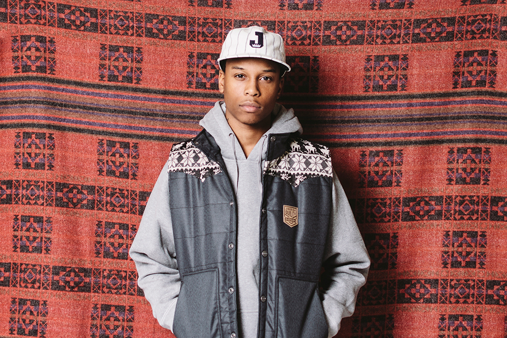 Image of Jiberish x Woolrich Woolen Mills 2013 Fall/Winter Capsule