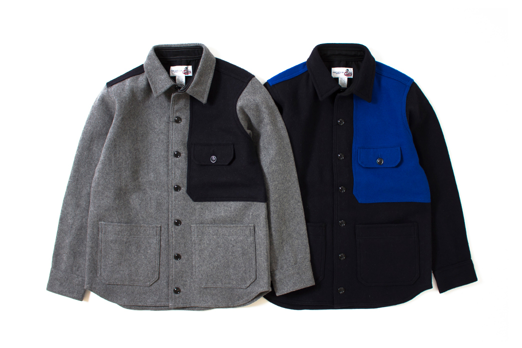 Image of nanamica x Johnson Woolen Mills 2013 Fall/Winter Collection