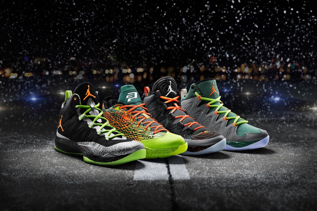 "Image of Jordan Brand ""Flight Before Christmas"" Pack"