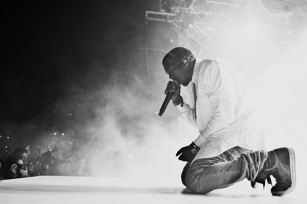 "Image of Kanye West Addresses ""False Stories"" Regarding Fictitious Nelson Mandela Quotes"