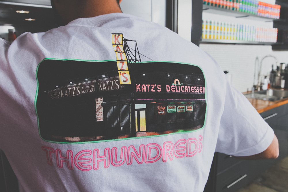 Image of Katz's Delicatessen x The Hundreds 2013 Fall/Winter Capsule Collection