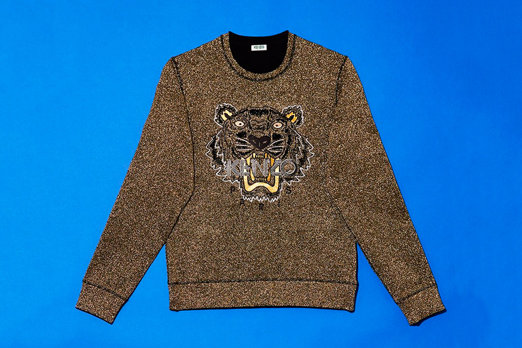 Image of KENZO 2013 Holiday Sweatshirt Collection