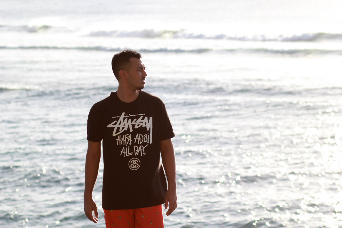 Image of KICKS/HI Guam x Stussy 5th Anniversary Collection