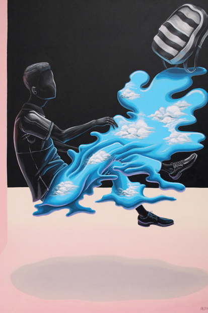 Image of LA Artist Alex G Reinterprets SSENSE's Favorite Garments