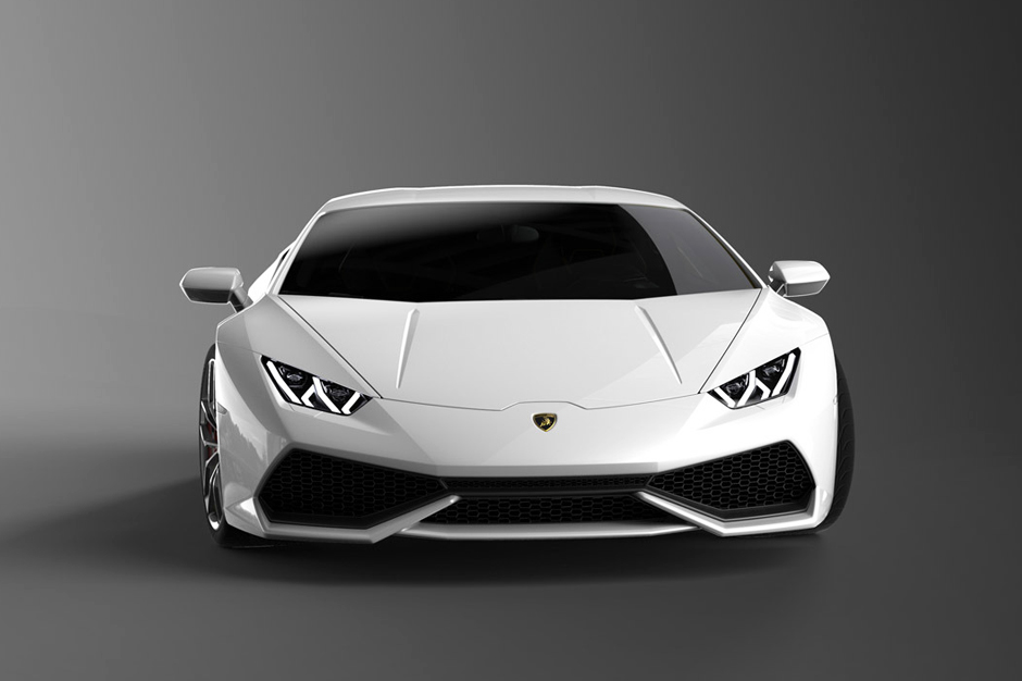 Image of Lamborghini Debuts the New Huracán LP 610-4