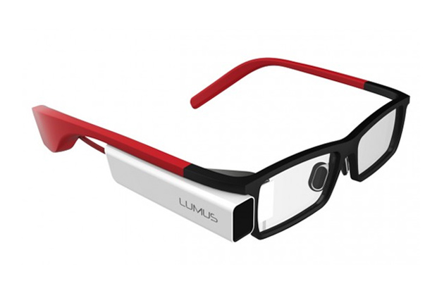Image of Lumus DK-40 Glass with True AR
