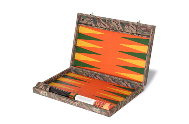 Image of maharishi Bonsai Championship Backgammon Set
