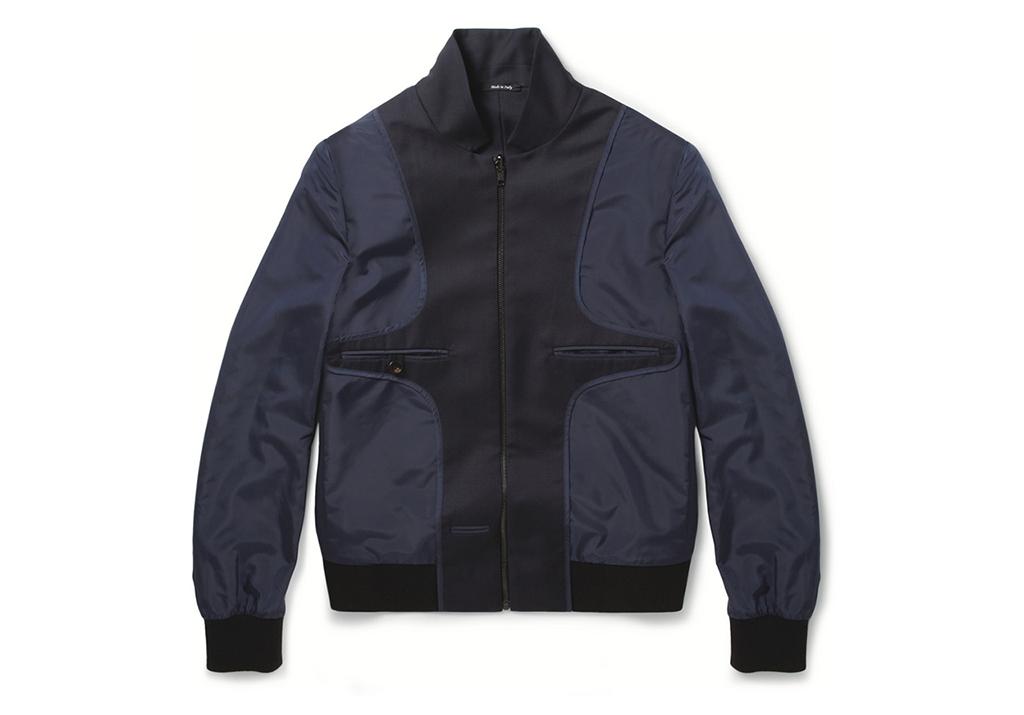 Image of Maison Martin Margiela Reversible Bomber Jacket