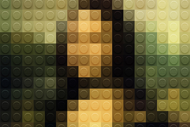 Marco Sodano Pixilates Classic Masterpieces Using LEGO