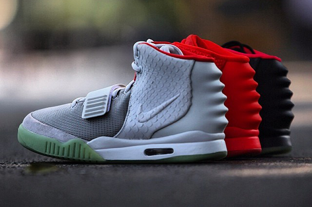 Image of Mark December 27 on the Calendars: Foot Locker Announces Online-Only Launch of Nike Air Yeezy II