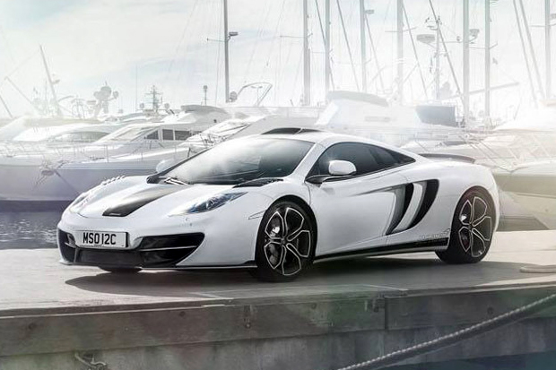 Image of McLaren MSO 12C Concept