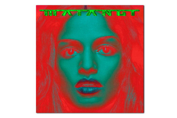 Image of M.I.A. - Trouble Again