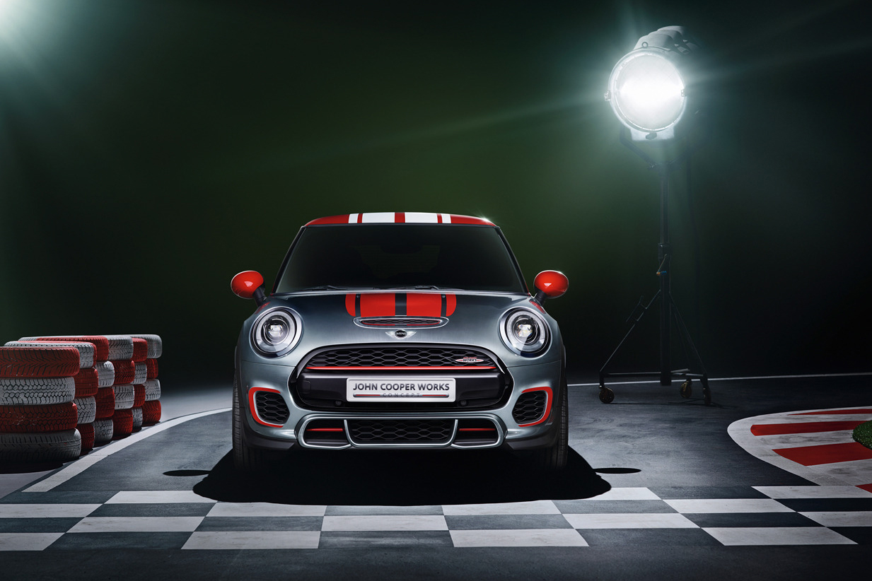 Image of Mini John Cooper Works Concept