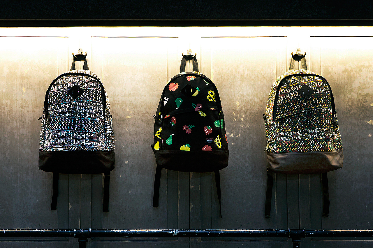 Image of Mishka 2013 Fall/Winter Backpacks