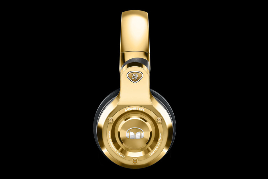 Image of Monster 24K Headphones Preview