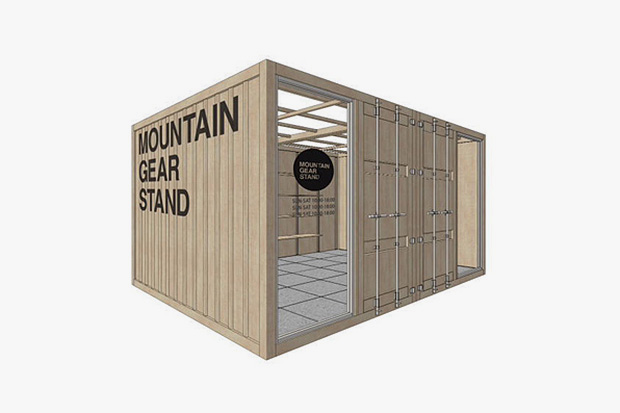 Image of Mountain Gear Stand To Open in Niseko