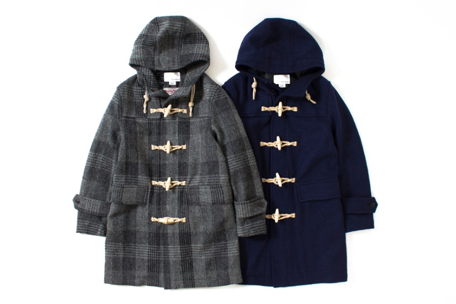 Image of nanamica 2013 Winter Harris Tweed Duffle Coat