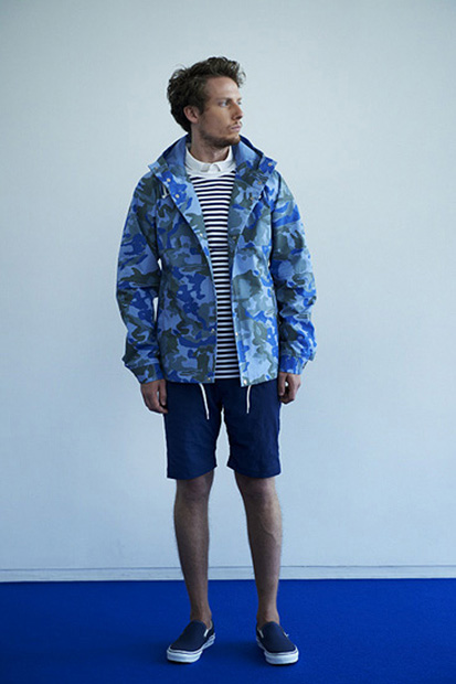 Image of nanamica 2014 Spring/Summer Lookbook