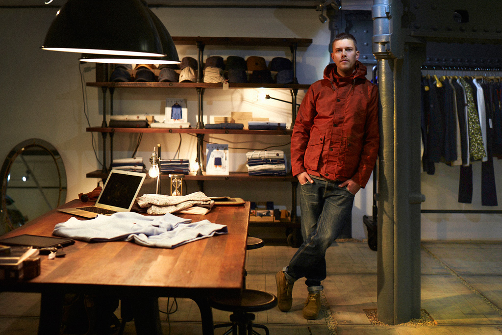 Image of Neil Maloney of Marshall Artist Talks About The Current Menswear Movement