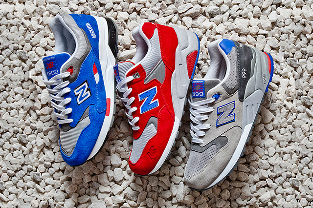 "Image of New Balance Spring/Summer 2014 ""Barbershop Pack"""