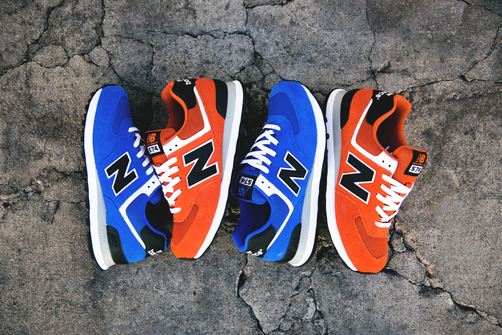 "Image of New Balance 574 ""Varsity"" Pack"